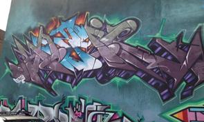 Toronto Graffiti Walls Update