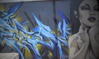 Ewok & Totem Graffiti