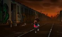 Trainbombing Animation