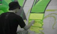 Trav & Vans Graffiti Video