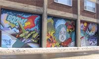 Urban Nightmares Crew Graffiti Video