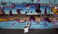 Utah Graffiti by Tahoe