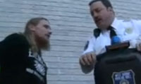 Mike Vallely Takes on Mall Security