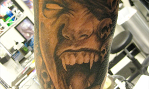 Tattoo Tuesday No. 96