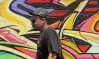 Hollywood Wall Graffiti Video