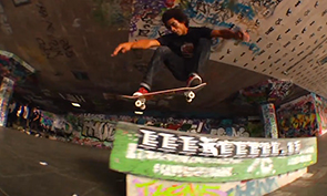 Vans World Tour Hits London's Southbank