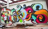 Victor Reyes Time-lapse Graffiti