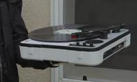 Vinyl Record Trick Shots
