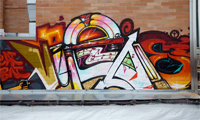 Vizie Graffiti Video