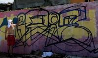 Vizie, Steel, Omens Graffiti in Puerto Rico