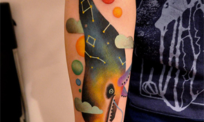 Tattoo Tuesday No. 232