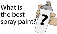 What is the Best Spray Paint for Graffiti?