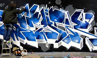 Wisher Graffiti Interview