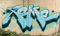 Xeme Graffiti Interview