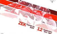 Zek Art Show