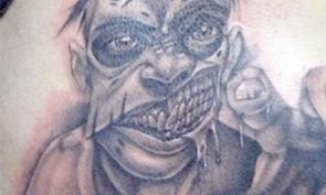 Tattoo Tuesday No. 127
